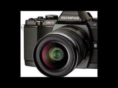 Olympus OM-D E-M5 Kit EZ-M1250 (черный)