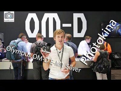 Olympus OM-D E-M1 Silver - Превью-обзор Топовой Беззеркалки и прошивки v2.0 - Photokina...