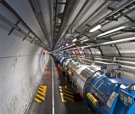 Туннель Большого адронного коллайдера