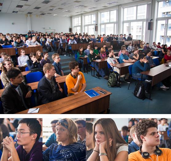 1 сентября на факультете ВШЭ и Яндекса