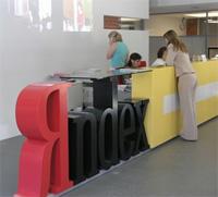 Ресепшн Яндекса