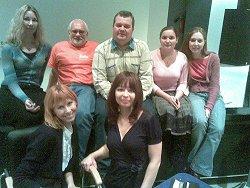 Команда Яндекса в окружении тюменских партнеров