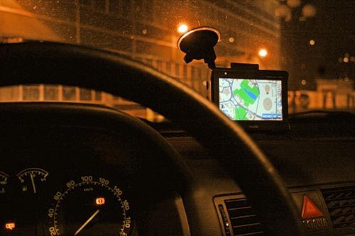 Яндекс.Пробки в Автоспутнике