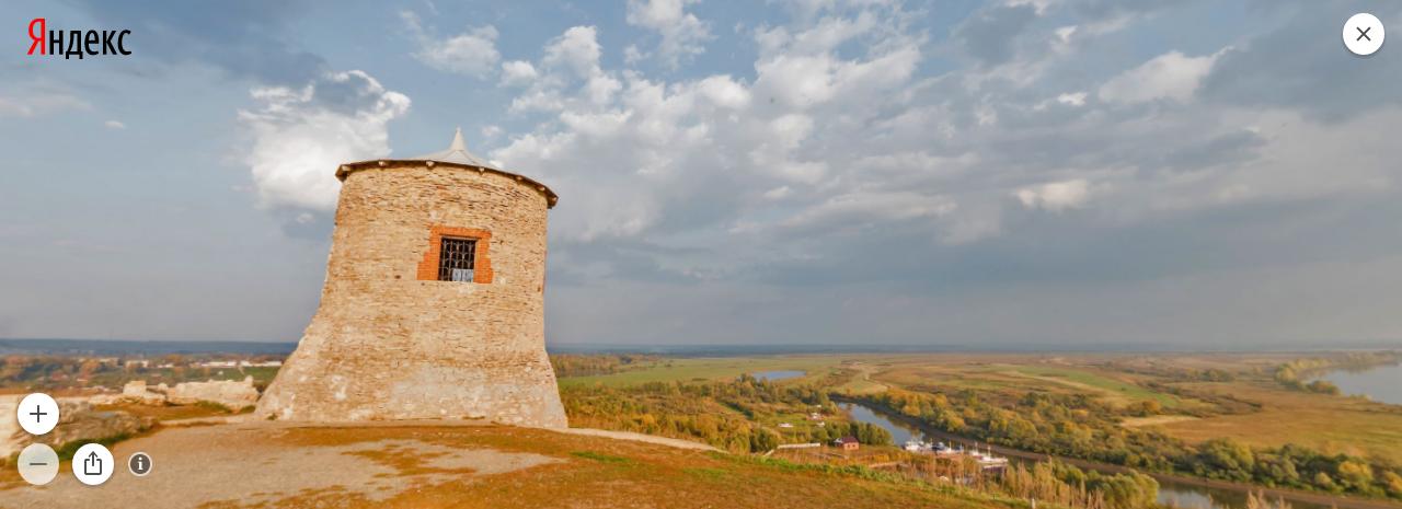 Чёртово городище близ Елабуги