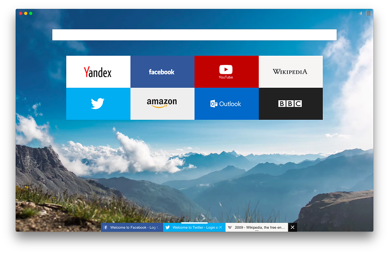 New Concept Yandex Browser Boosts Privacy and Launches as