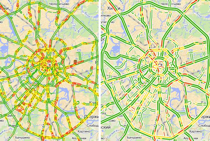 Яндекс Карты — Википедия