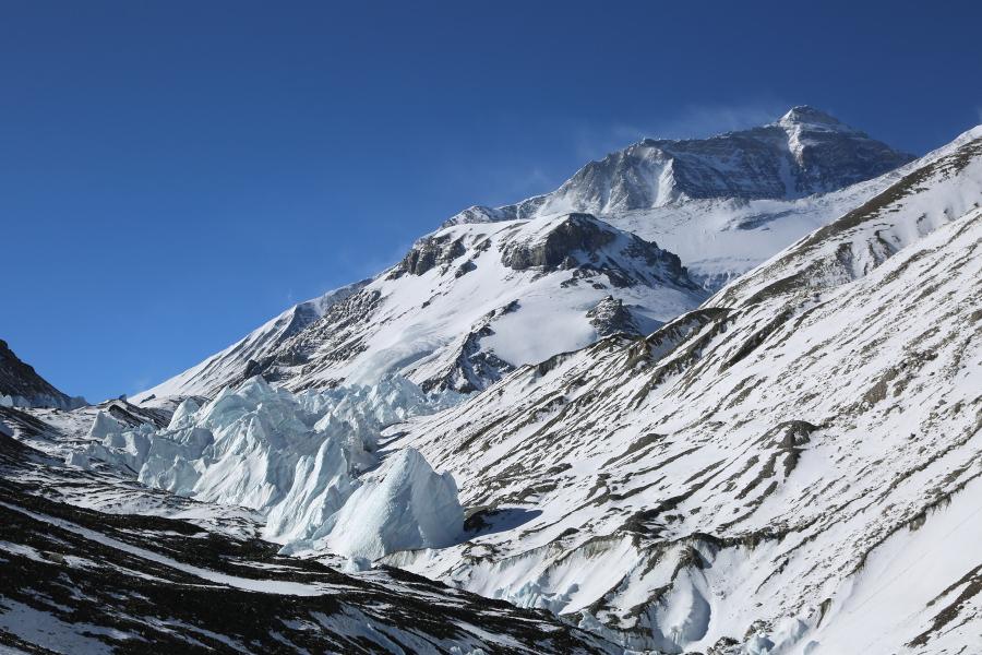 Ледяные пики — сераки