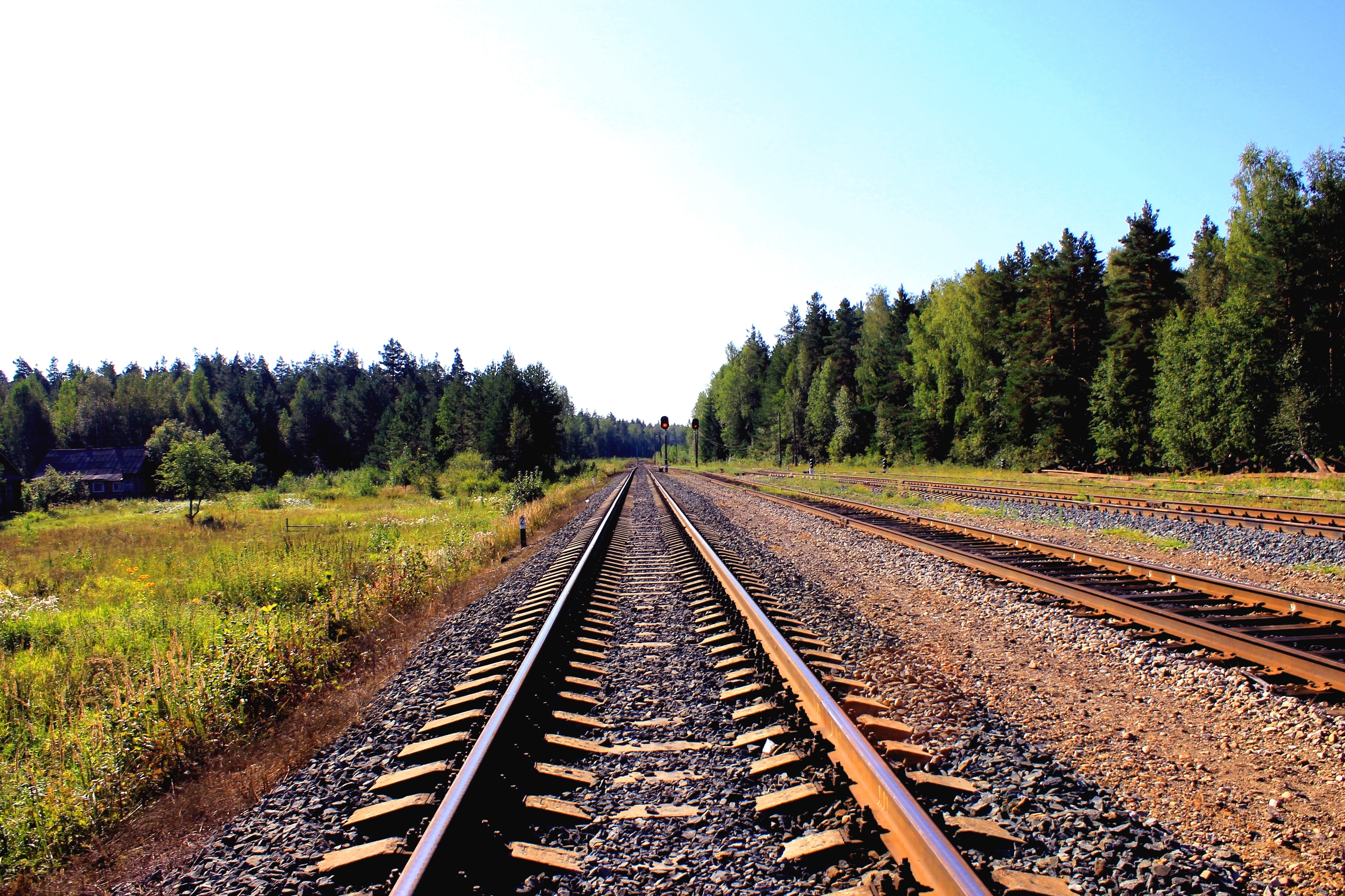 Картинки на железной дороге
