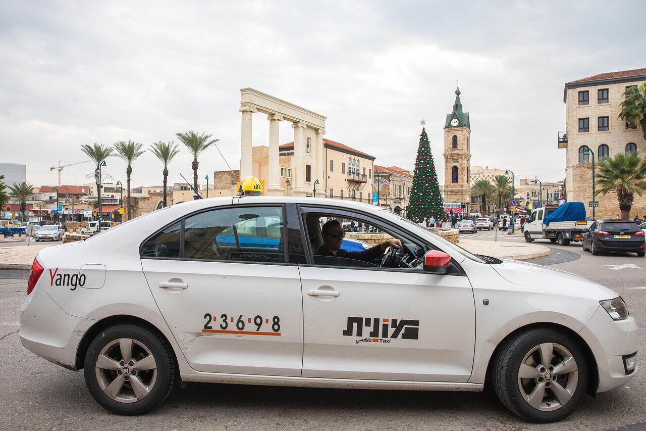 Картинки по запросу «Яндекс такси» в Израиле