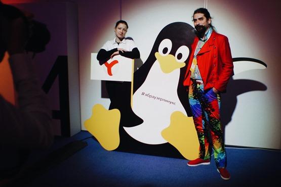 Доктор браузерных наук Кукуц представил браузер для Linux