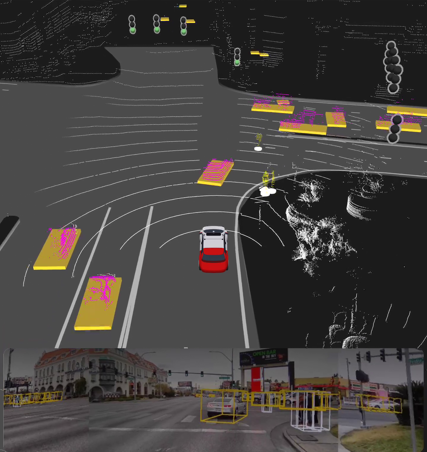 Yandex — Company blog — Yandex Self-Driving Car Gives First