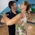 Занятия спортивными танцами с тренером: индивидуально, разовое занятие