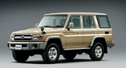 Toyota реализовала 10 млн Toyota Land Cruiser