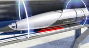Капсула Hyperloop разогналась до 463 км/ч