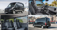 Обновленный Mercedes-Benz Sprinter получил полную массу в 5,5 т