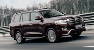Обнародовали новую информацию о Toyota Land Cruiser 300