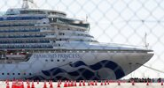 Гражданка России заразилась коронавирусом на лайнере Diamond Princess