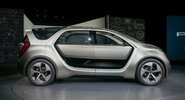Концепт электрокара Chrysler Portal будет выпущен в серийной версии