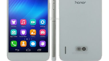 Android-смартфон Huawei Honor 6