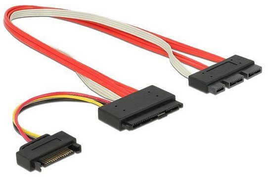 SATA 3.2 Express 18pin (7 + 7 + 4)