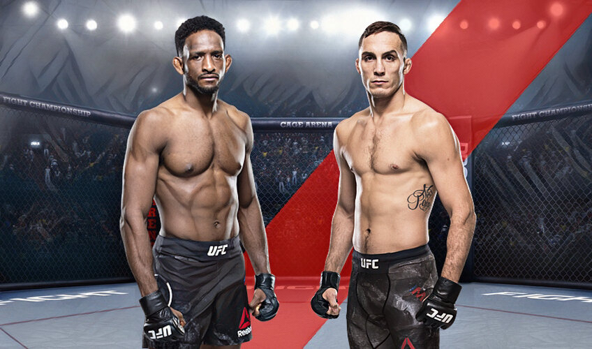 Neil Magny VS Tony Martin
