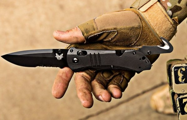 нож Benchmade 917 Tactical Triage