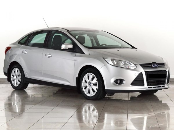 Ford Focus 2013 года