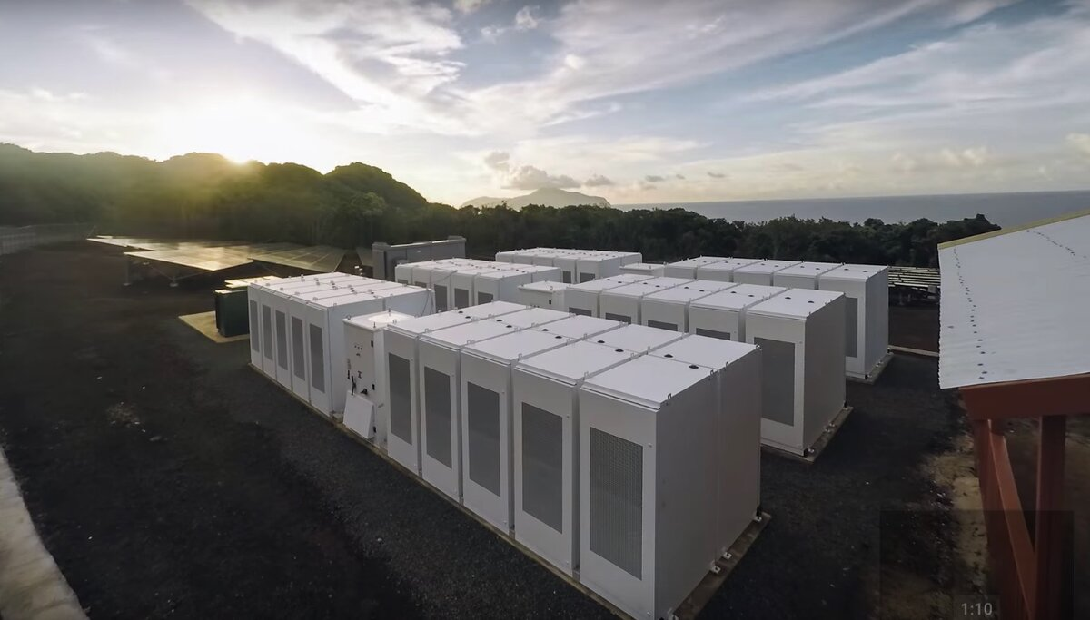 60 Powerpack. Tesla Motors.