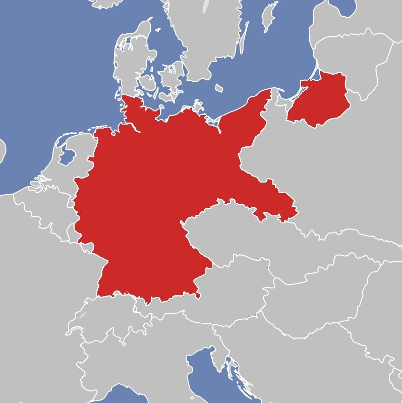 What Territories Did Germany Lose After World War 2 Map