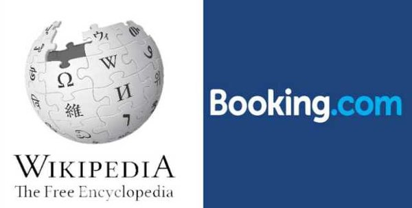 wikipedia — booking