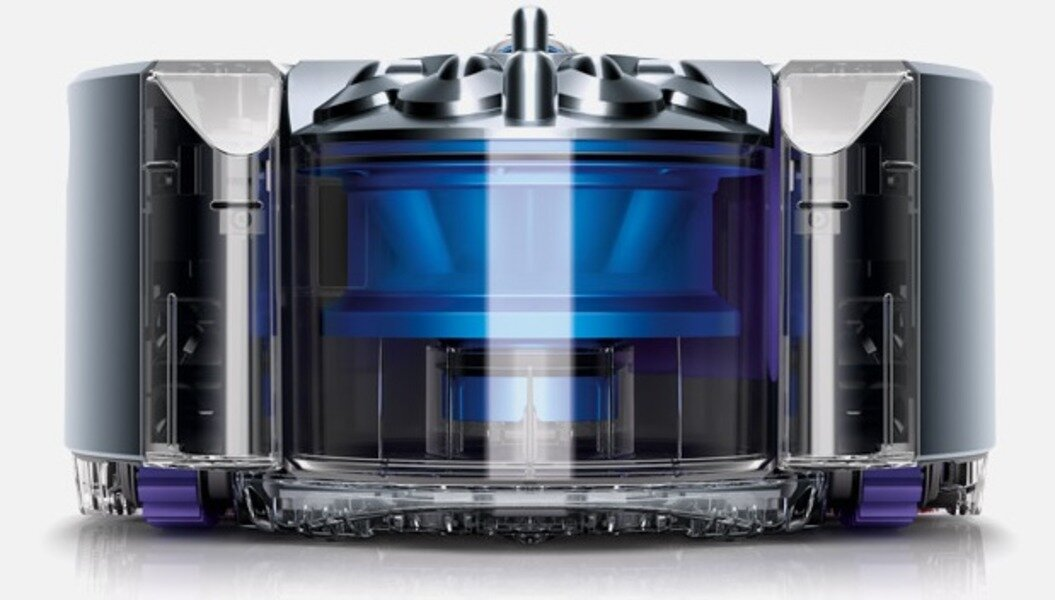 Dyson robot vacuum cleaner v6 up top dyson