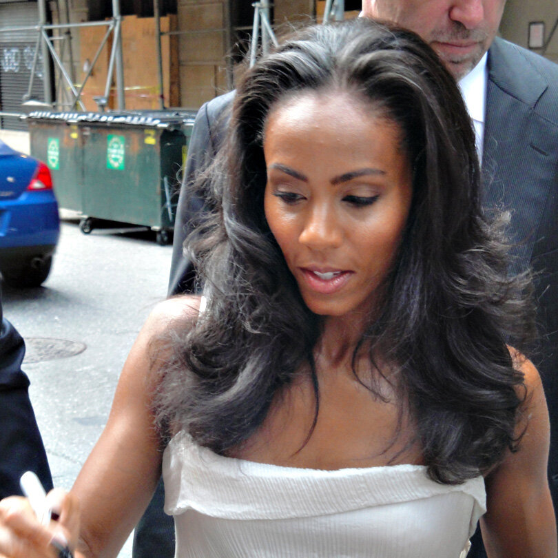 Джада Пинкетт-Смит (Jada Pinkett Smith) / © Phil Davis / flickr