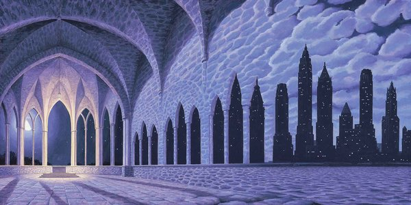 Роберт Гонсалвес (Rob Gonsalves)