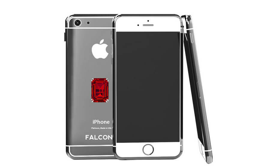 Falcon SuperNova iPhone Pink Diamond