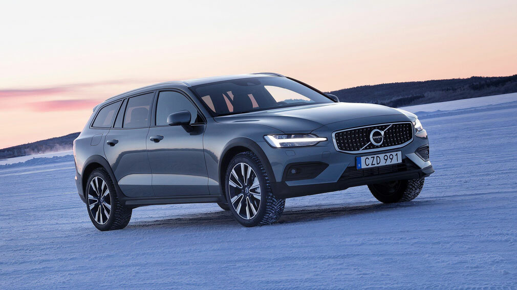 Volvo V60 T5 Cross Country