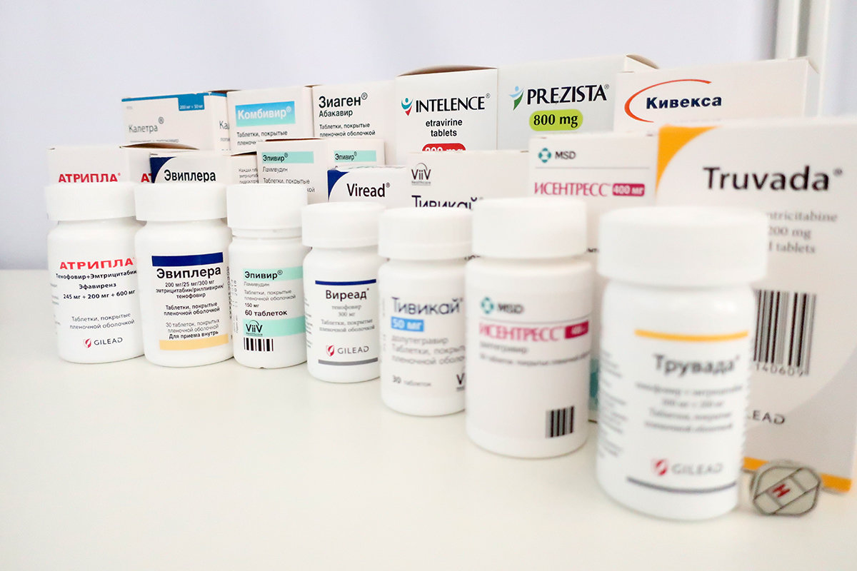 atripla tablets In antiretroviral treatment-experienced patients, the use of atripla tablets may be considered for patients with hiv-1 strains that are expected to be susceptible to the components of atripla as assessed by treatment history or by genotypic or phenotypic testing [see clinical pharmacology (124).