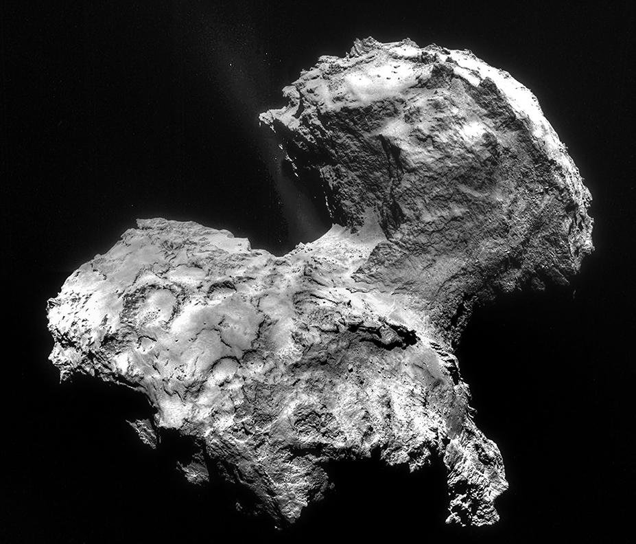 philae found! rosetta space science our activities esa - HD 2000×1707