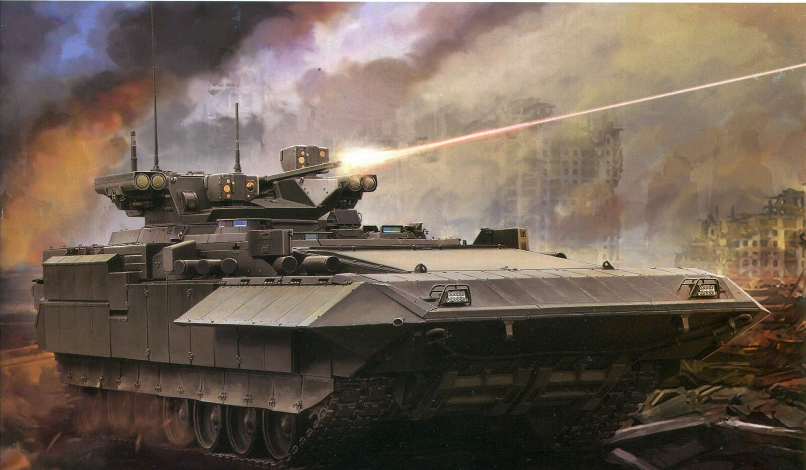 [Official] Armata Discussion thread #5 - Page 2 Scale_2400