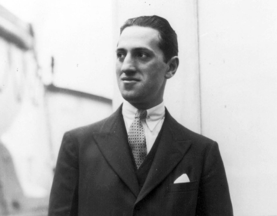 George Gershwin, 1924 (photo © LOC)