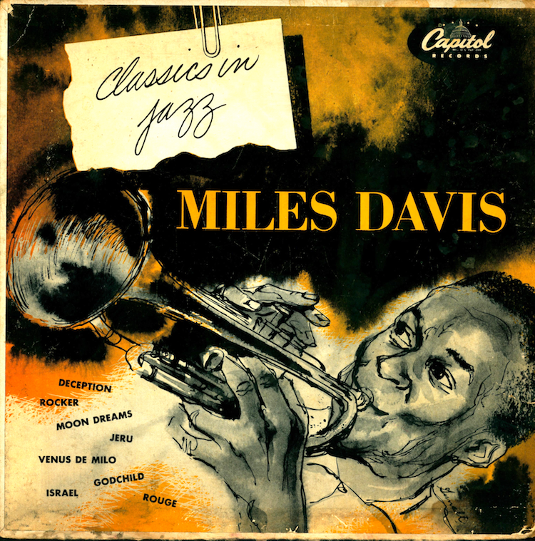miles classics in jazz birth of the cool