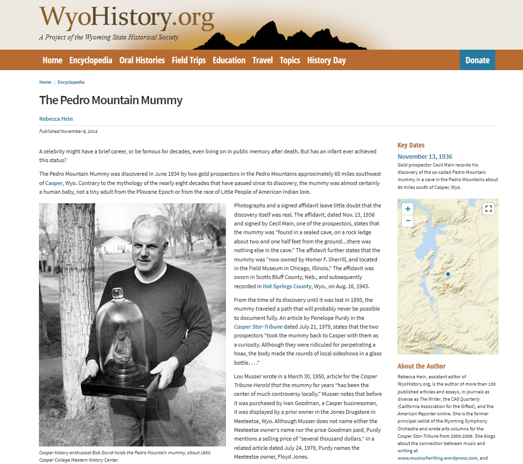 https://www.wyohistory.org/encyclopedia/pedro-mountain-mummy