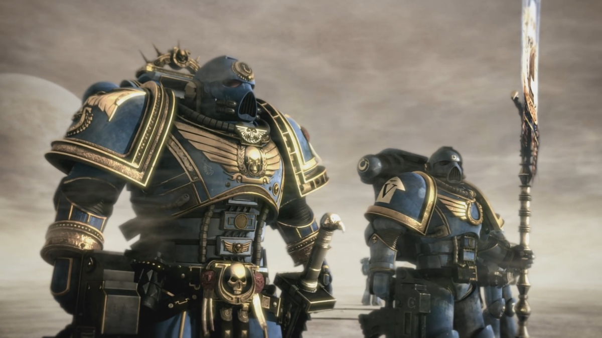 Кадр из Ultramarines: A Warhammer 40,000 Movie