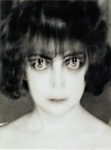 Marchesa Luisa Casati — by Man Ray