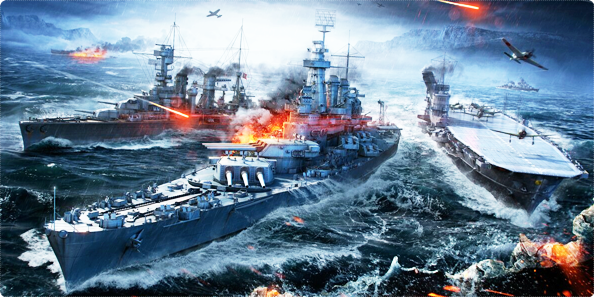 "Картинка  ""World of Warships"""