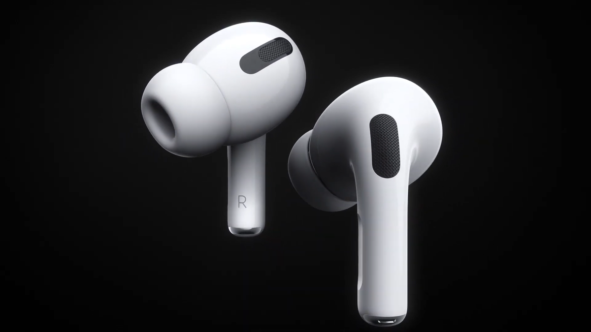 AirPods Pro.Фото: YouTube канал Apple