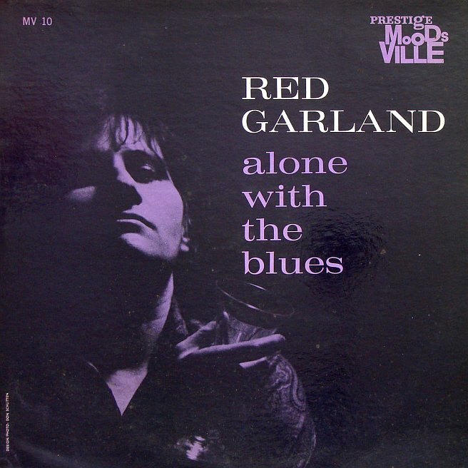 Red Garland - Alone With The Blues (Moodville MVLP 10)