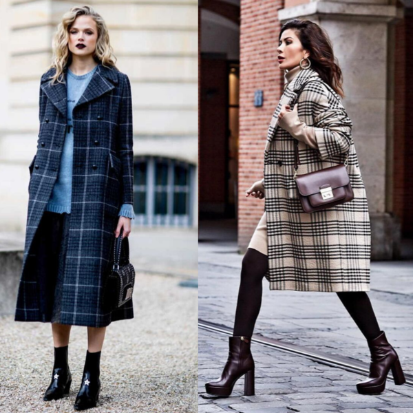 Fashion coats for autumn 2019 - overview of the models that prevailed on the catwalks