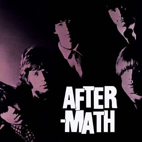 """THE ROLLING STONES - """"Aftermath"""" - (1966)"""