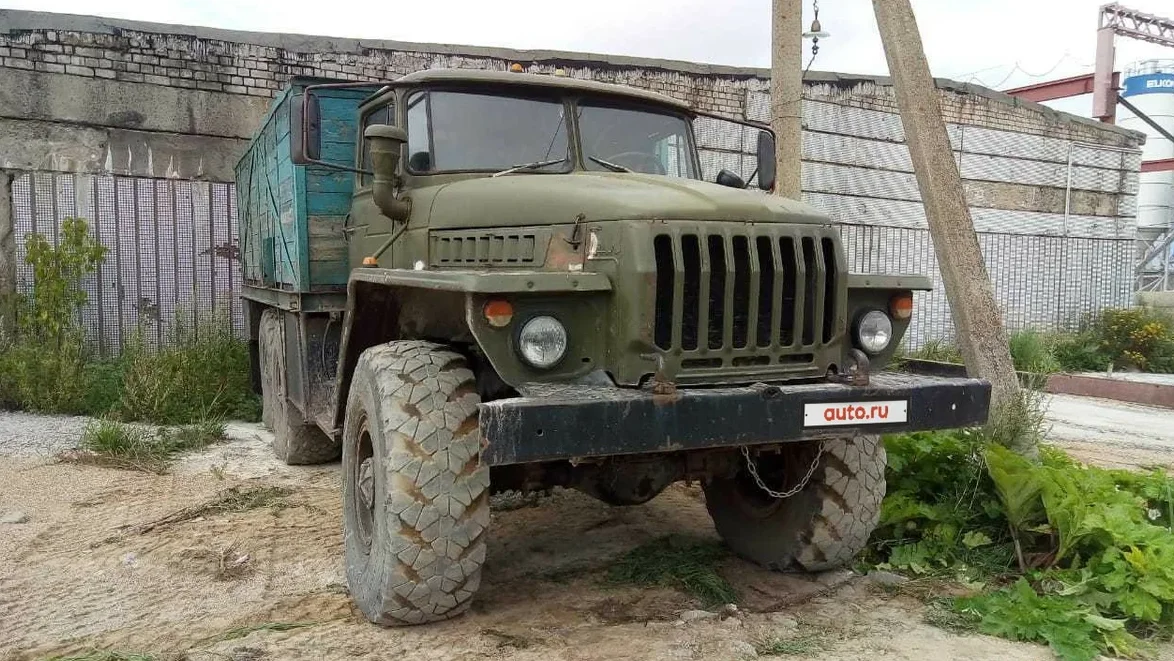 Урал-375Д