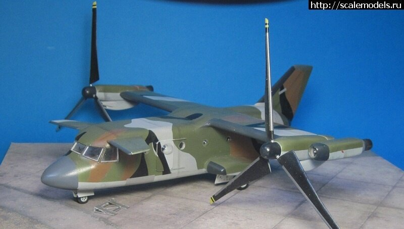 Tandem & Tilt-Rotor Aircraft development - Page 6 Scale_1200